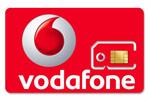 Vodafone Data SIM cards